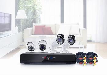 AHDK04BL - AHD video nadzor KIT