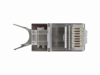 TE6-081 Mikroutikač RJ45 Cat7 STP