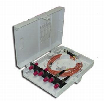 TE1-350 FO Box 8-portni bez nosača adaptera