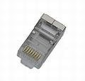 900-386-C6-FTP Mikroutikač RJ45 Cat6 FTP