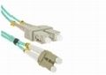 Patch kabel LC-SC Duplex Multimode 0M3